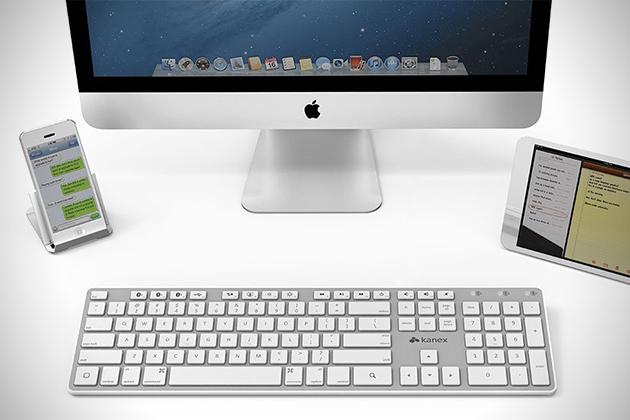 Kanex: одна клавиатура для всех ваших Apple-девайсов