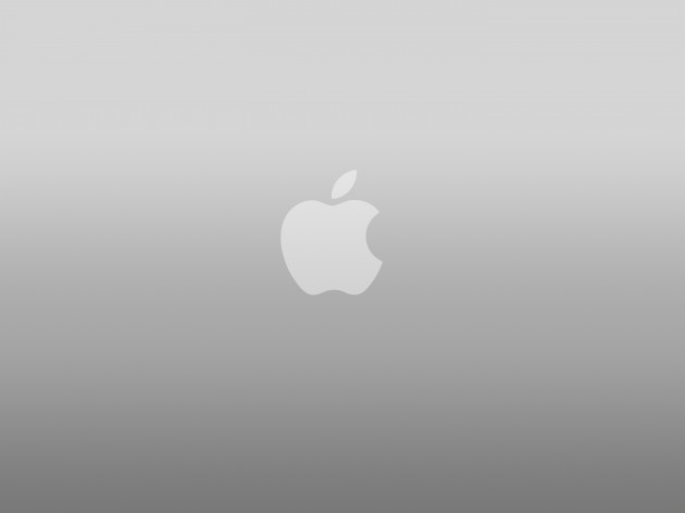 aluminum-apple-logo-wallpaper