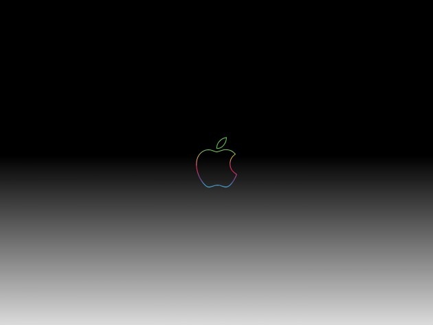 anniversary-apple-logo-dark-gradient-wallpaper
