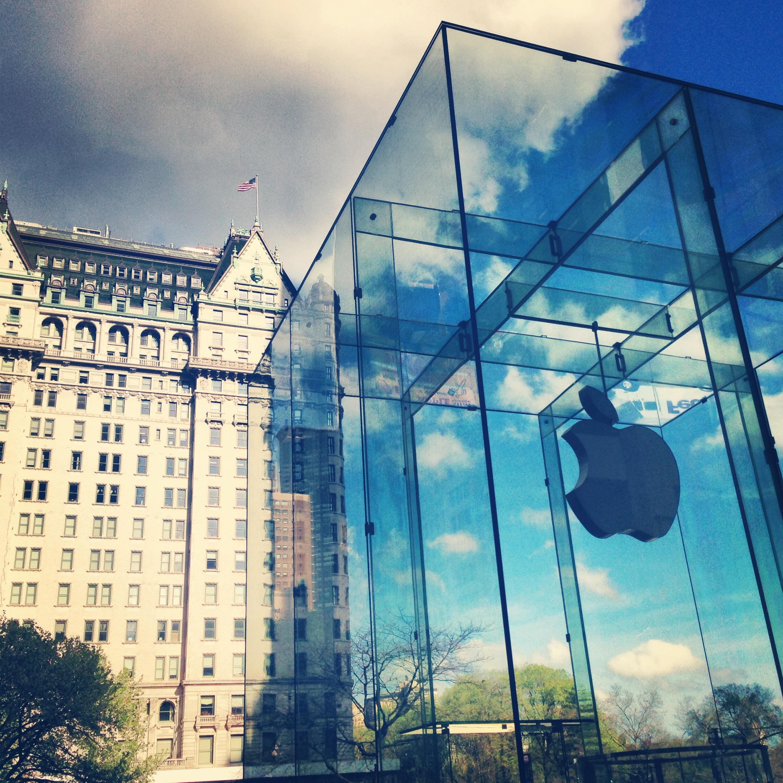 Microsoft открывает свой магазин по соседству с Apple Store на 5-ой авеню