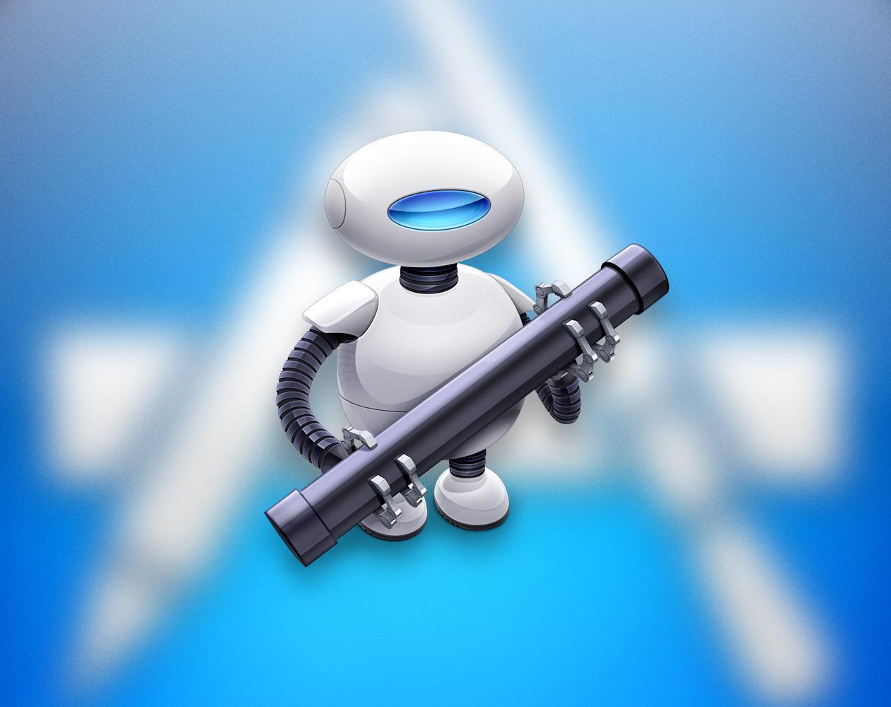 Automator: Извлечение иконки программы из App Store