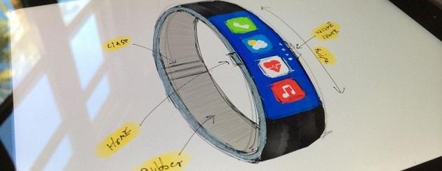 Чертовски клевый концепт iWatch в стиле FuelBand