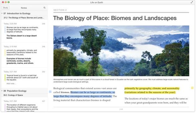 iBooks Textbooks и iTunes U Course Manager приходят в Россию