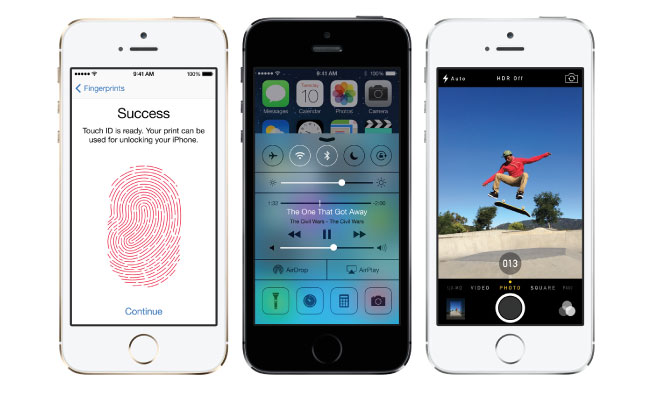 Благодаря iPhone 5S и iPad Air, продажи iOS устройств составили более 80 миллионов штук