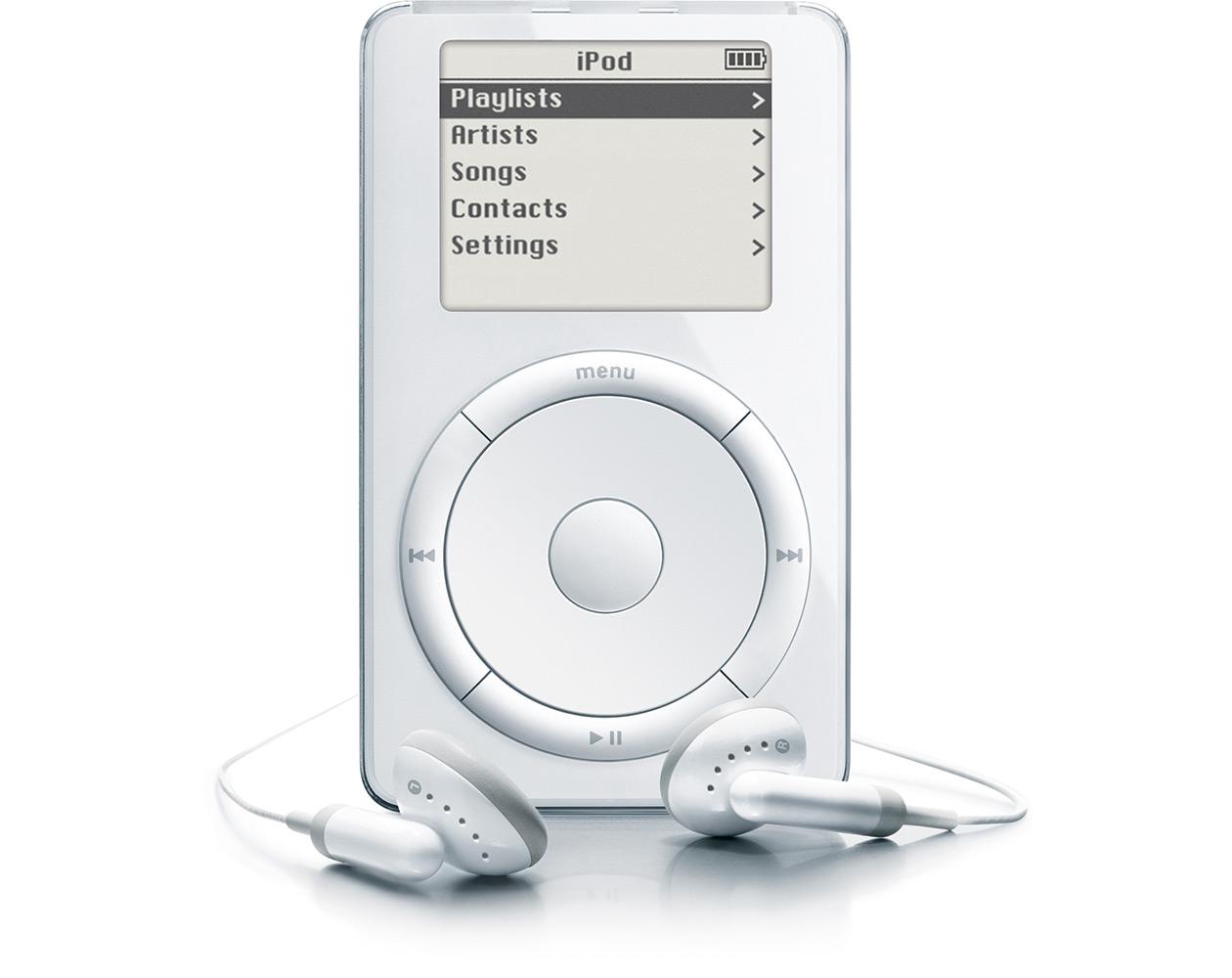 Влияние iPod на сферу вычислений предсказали еще в 2001 году