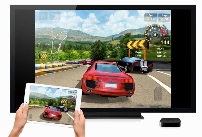 Обновленная Apple TV с расширенной поддержкой игр выйдет совсем скоро