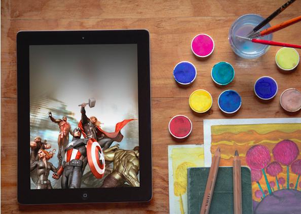 Супергеройские обои для рабочего стола вашего iPhone!