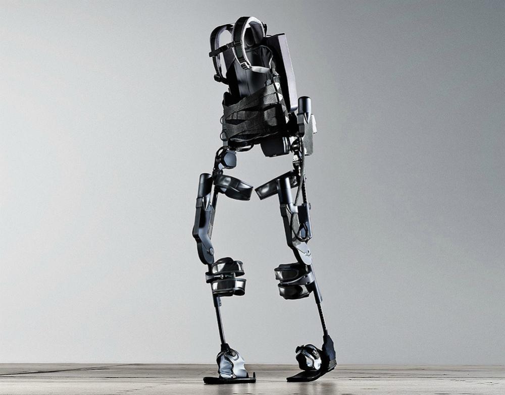 Экзоскелет Ekso возвращает движение людям с ослабленными конечностями