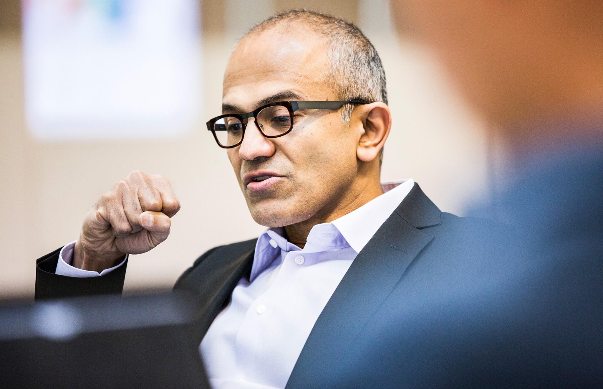 Сатья Наделла — новый босс Microsoft или почему не нужен вам Facebook
