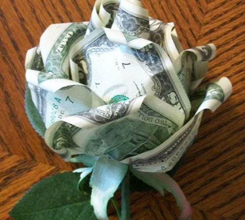 Подарок на свадьбу пошагово фото