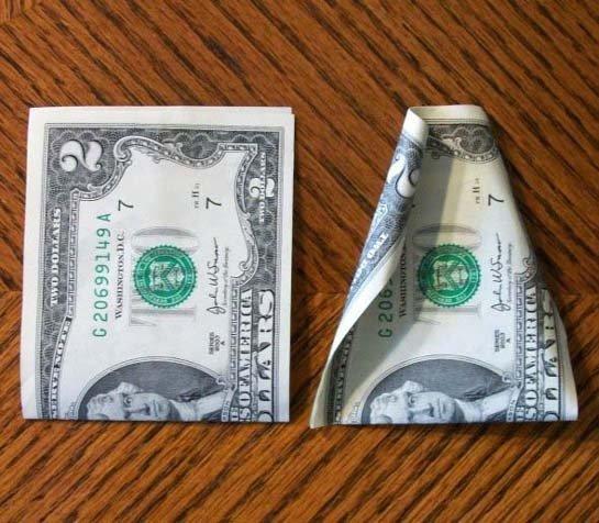Банкнота своими руками