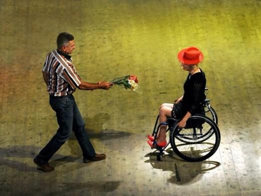 Ольга Журавлева: «Многие не предполагали, что девушки на колясках могут быть настолько привлекательными»