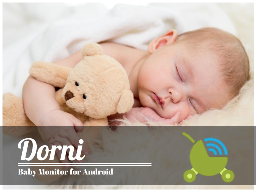 Приложение Dormi превратит ваш Android в радионяню