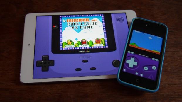 Как играть в игры Nintendo Game Boy на iPhone