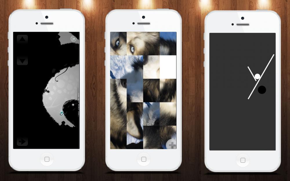 Умные игры для iOS: Perloo, Naught 2, Puzzle