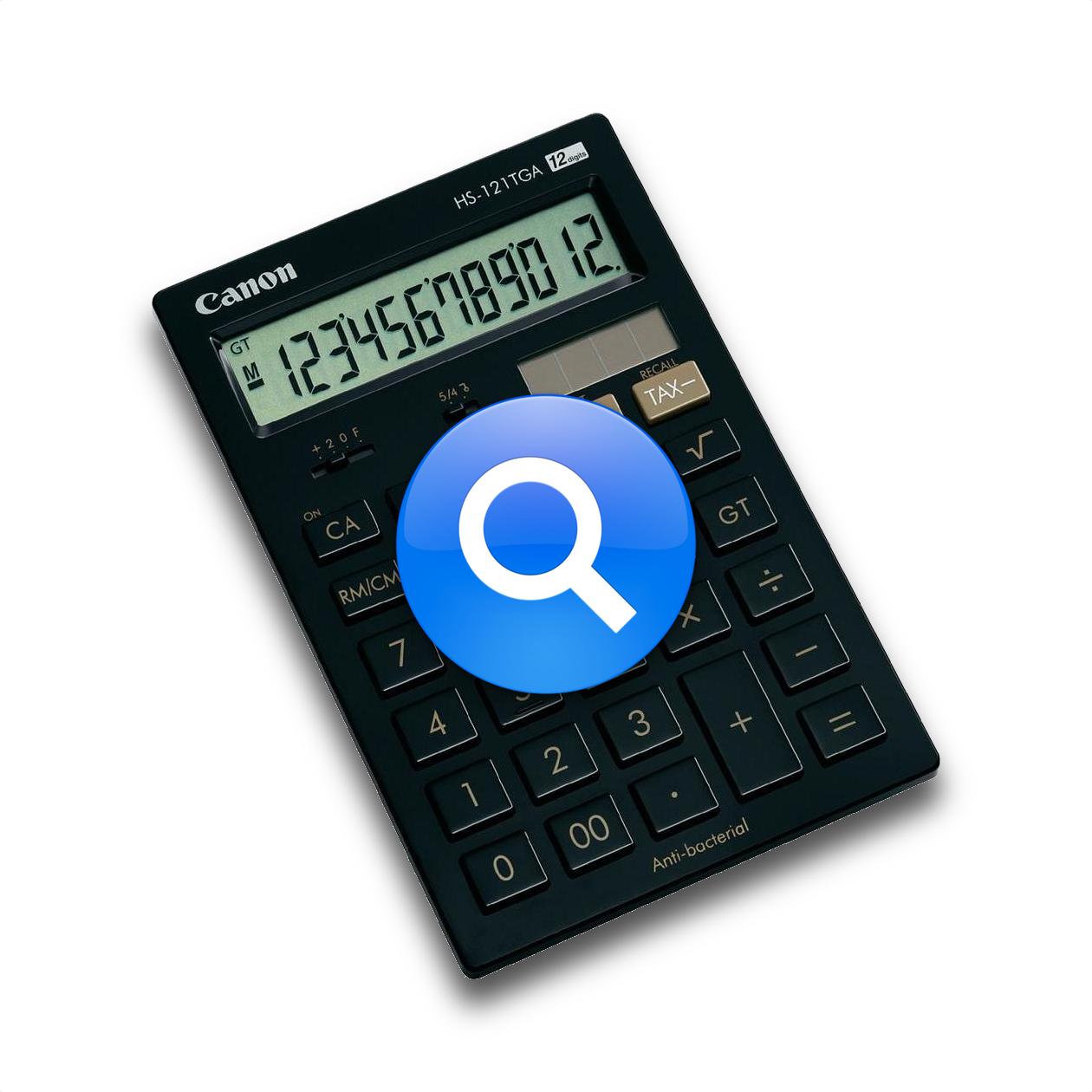 Как с помощью Spotlight решать задачки по арифметике