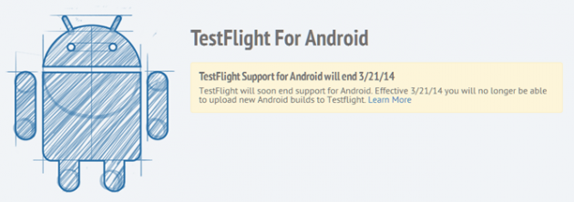 TestFlight Android