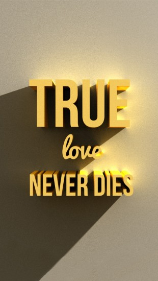 True-love-never-dies-iphone-5-wallpaper-ilikewallpaper_com