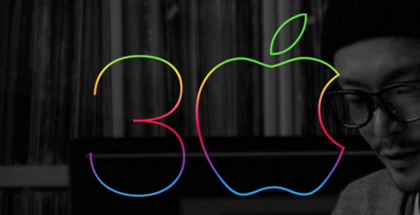 Apple увековечила имена всех своих сотрудников на постерах к 30-летию Mac