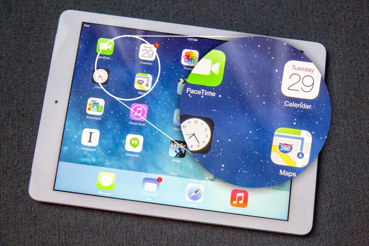 """Apple запатентовала дисплей нового поколения с технологией """"квантовых точек"""""""