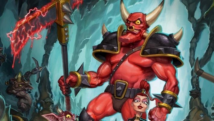 Dungeon Keeper: зло —это хорошо