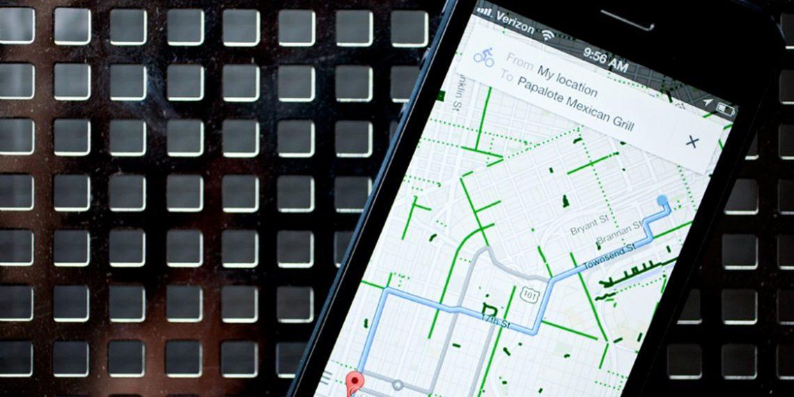 Как использовать Google Maps без интернета