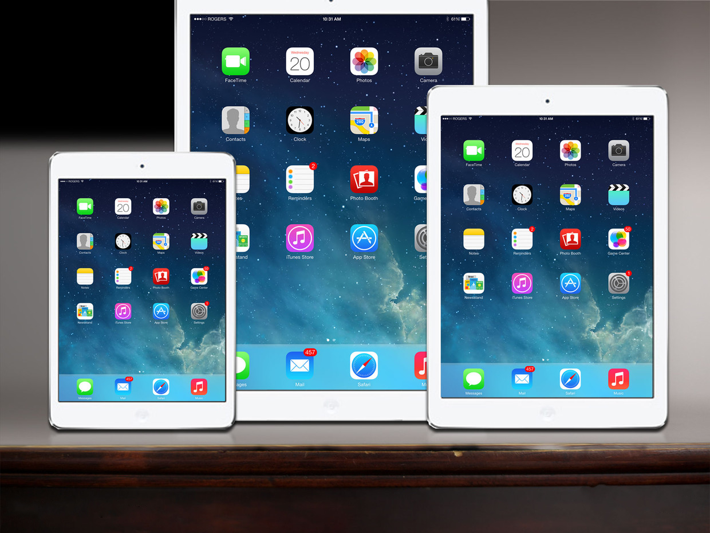 Apple не выпустит iPad Pro и iPad mini 3 в этом году