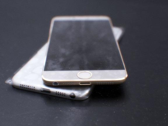 В сети появились фотографии корпуса iPhone 6 (Обновлено)