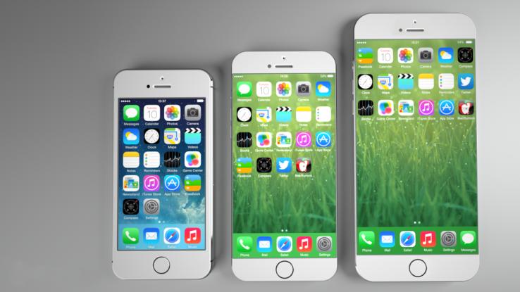 Интересные концепты iPhone 6 и iPhablet