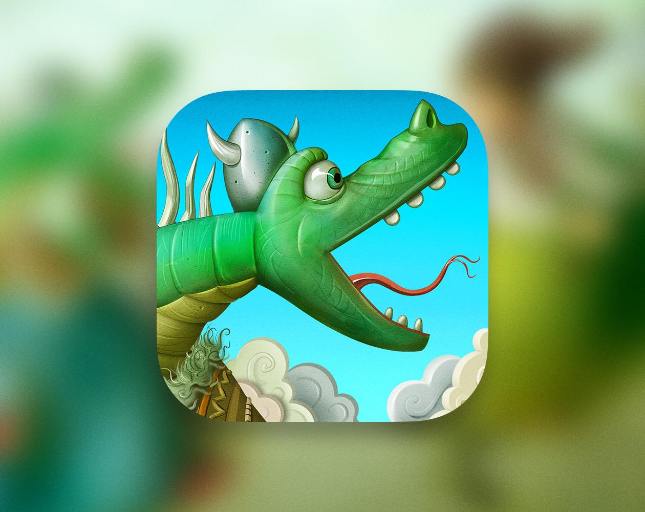 Интерактивная книга «Катигорошек» для iPad (+5 промо-кодов)