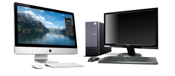 В 4 квартале 2013 года Apple продала больше компьютеров, чем все партнеры Microsoft вместе взятые