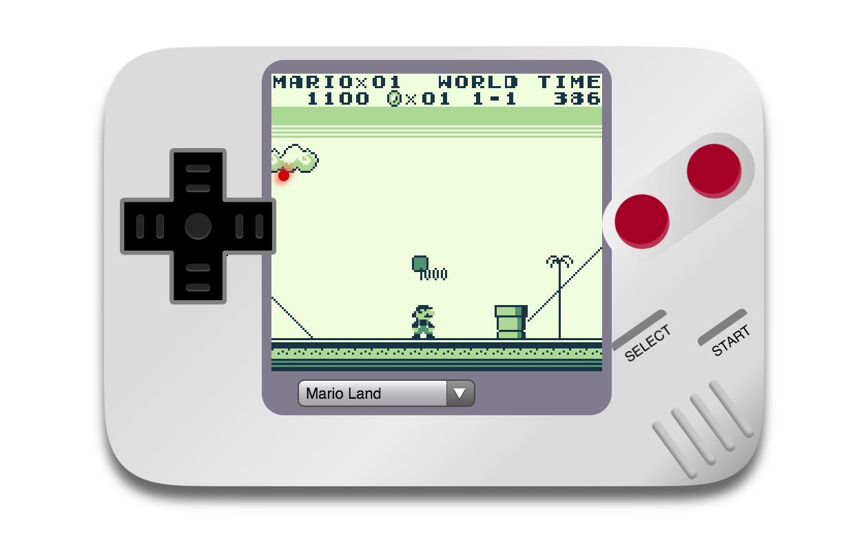 Как поиграть в игры с классического  GameBoy на iPhone без джейлбрейка