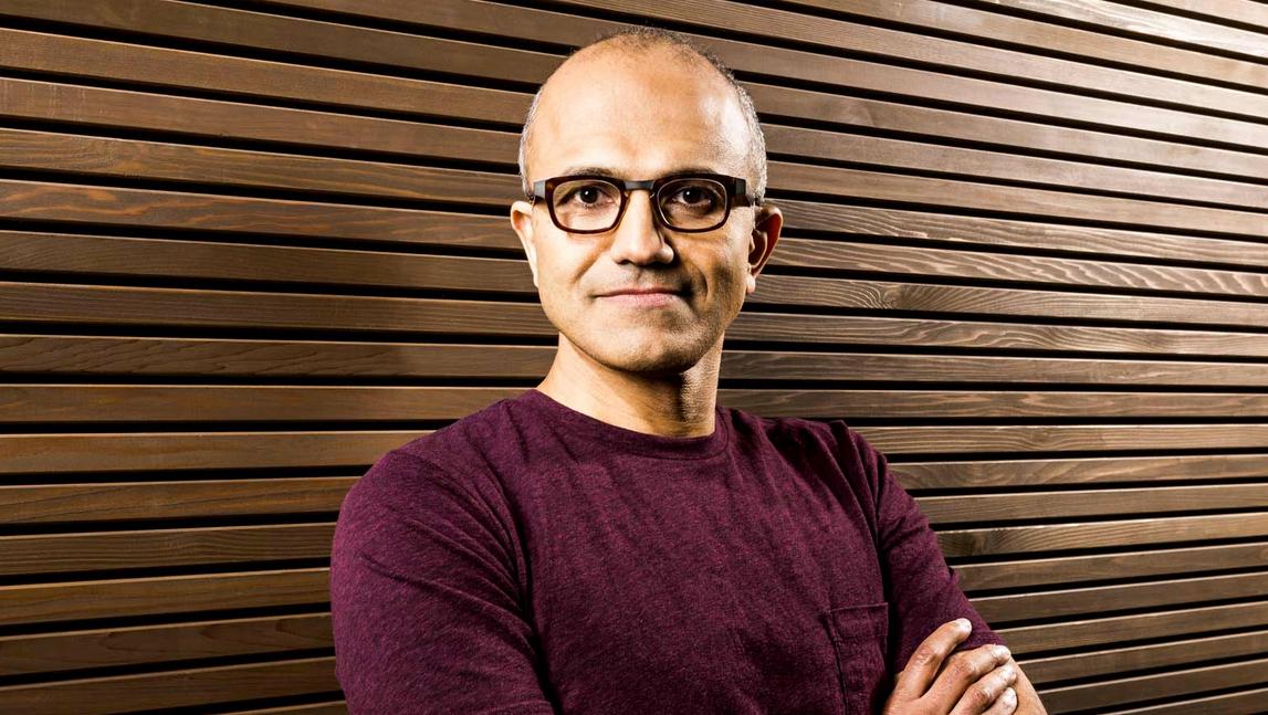 Сатья Наделла стал новым генеральным директором Microsoft