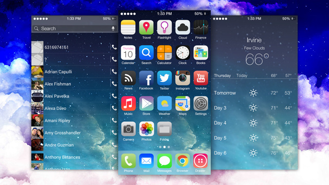 После жалобы Apple из Google Play удалили приложение Themer