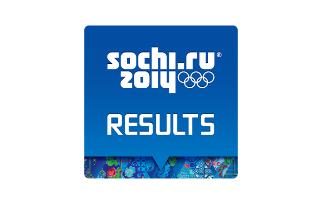 Результаты Сочи 2014 — не упустите ни одной медали