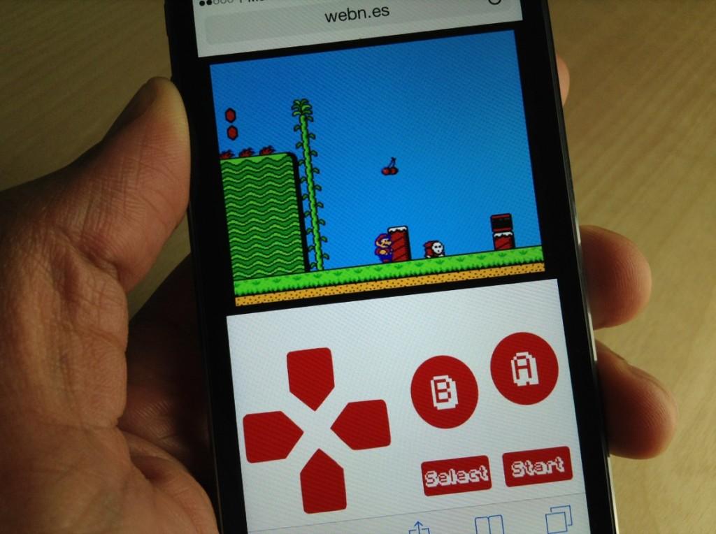 Как поиграть в игры с Денди на iPhone без джейлбрейка