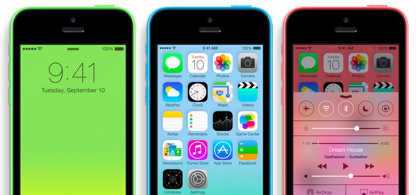 Apple может выпустить iPhone 5c на 8 ГБ на этой неделе