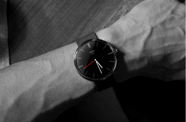 Как создавались Moto 360 — умные часы от Motorola