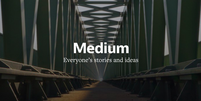 Блог-платформа Medium выпустила свое приложение для iPhone
