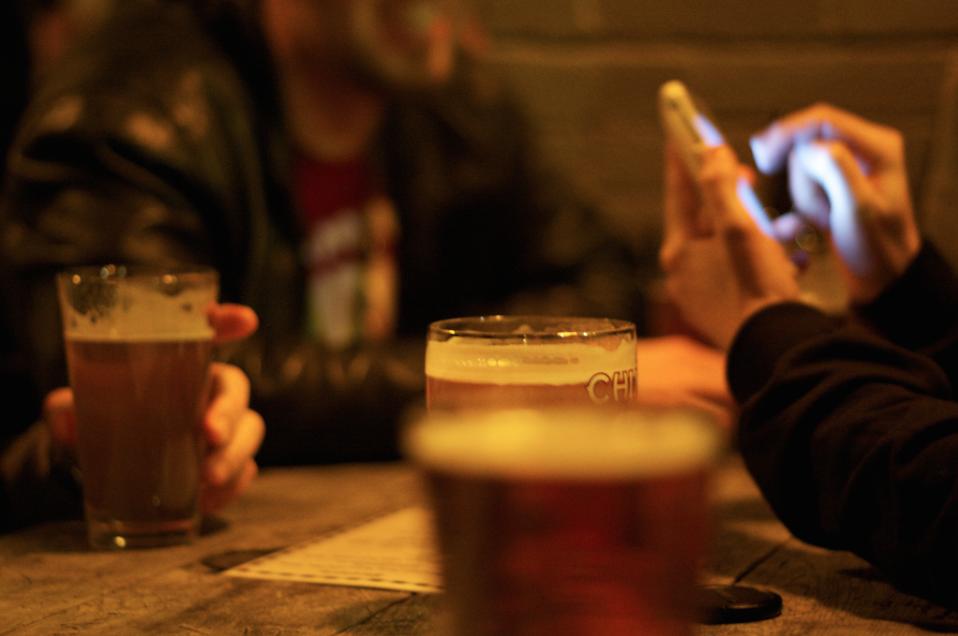 Drunk mode — как контролировать себя и свой iPhone в вечер пятницы