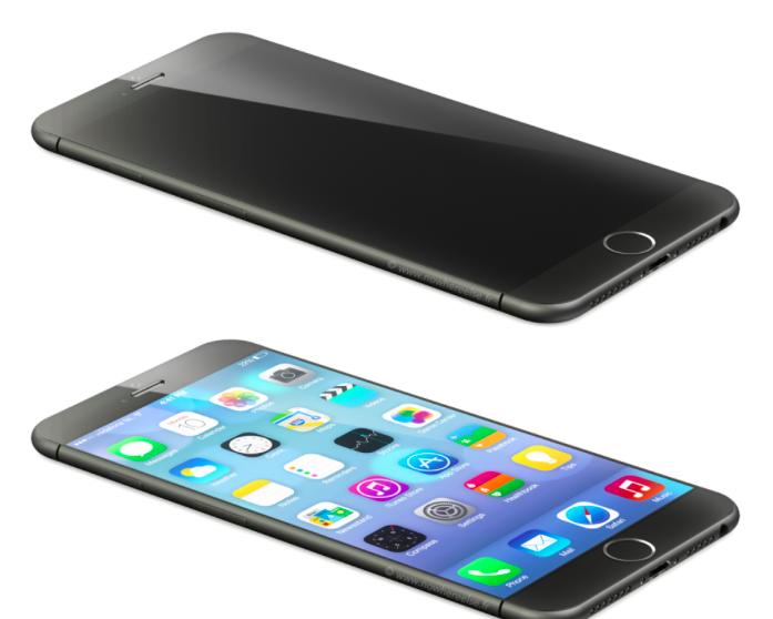 Интересный концепт iPhone Air со стеклянным корпусом