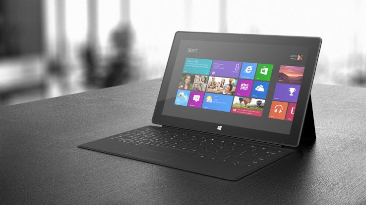 Apple выпустит клавиатуру с трекпадом как у Surface