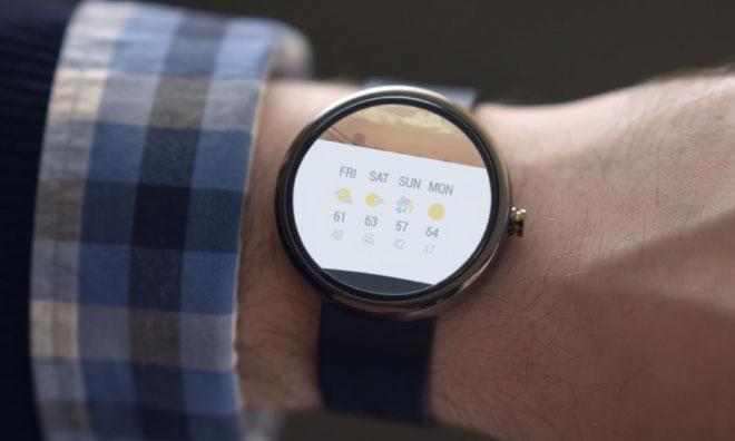 Google выпустит приложение Android Wear для iPhone и iPad