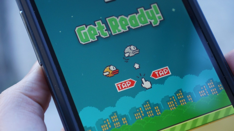 Как сделать свой собственный Flappy Bird