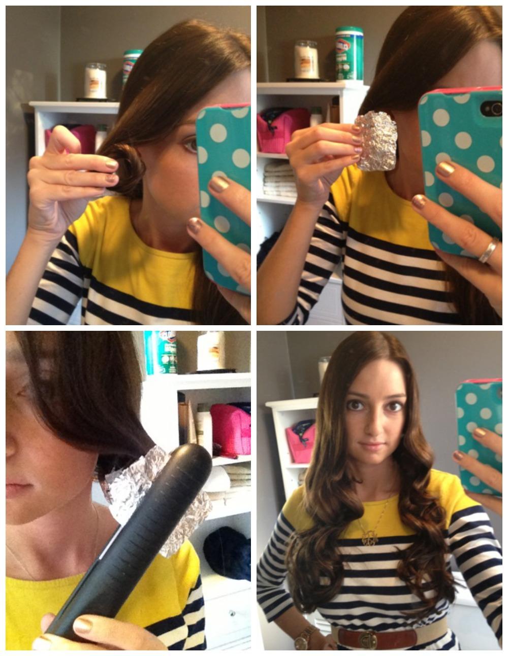 Лайфхаки для волос на лето