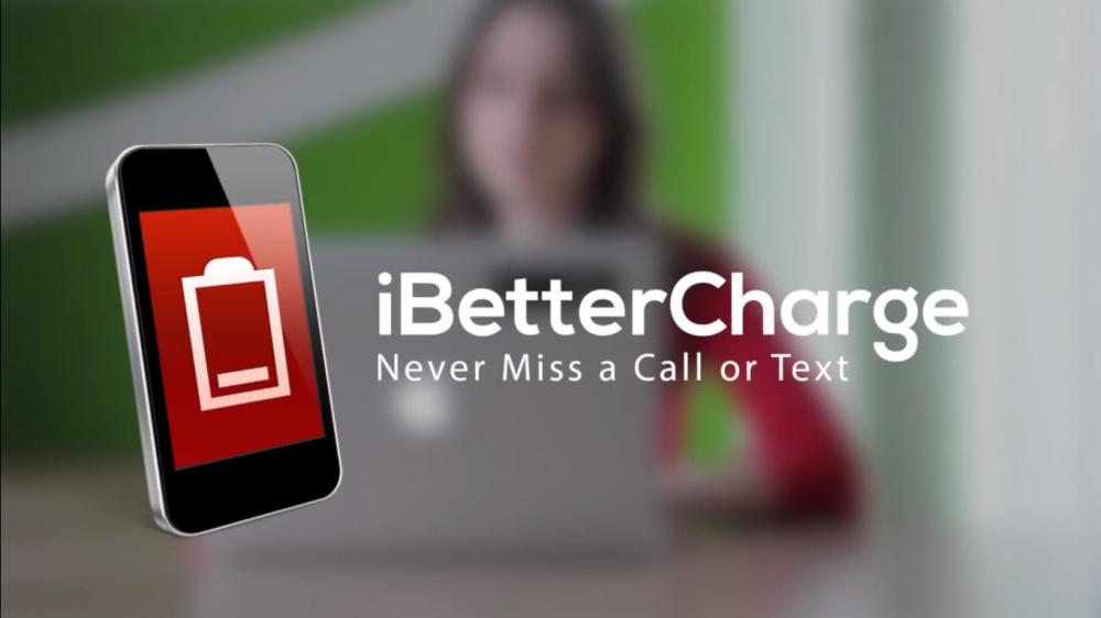 iBetterCharge напомнит вам о том, что ваш iPhone разряжается