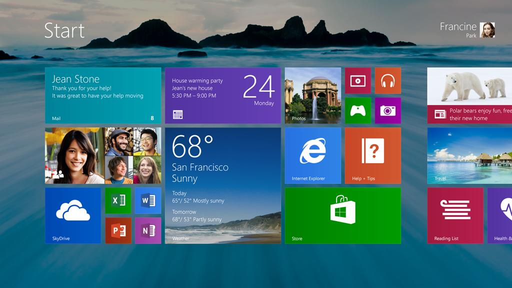 Скриншот-тур: что нового в Windows 8.1 Update 1