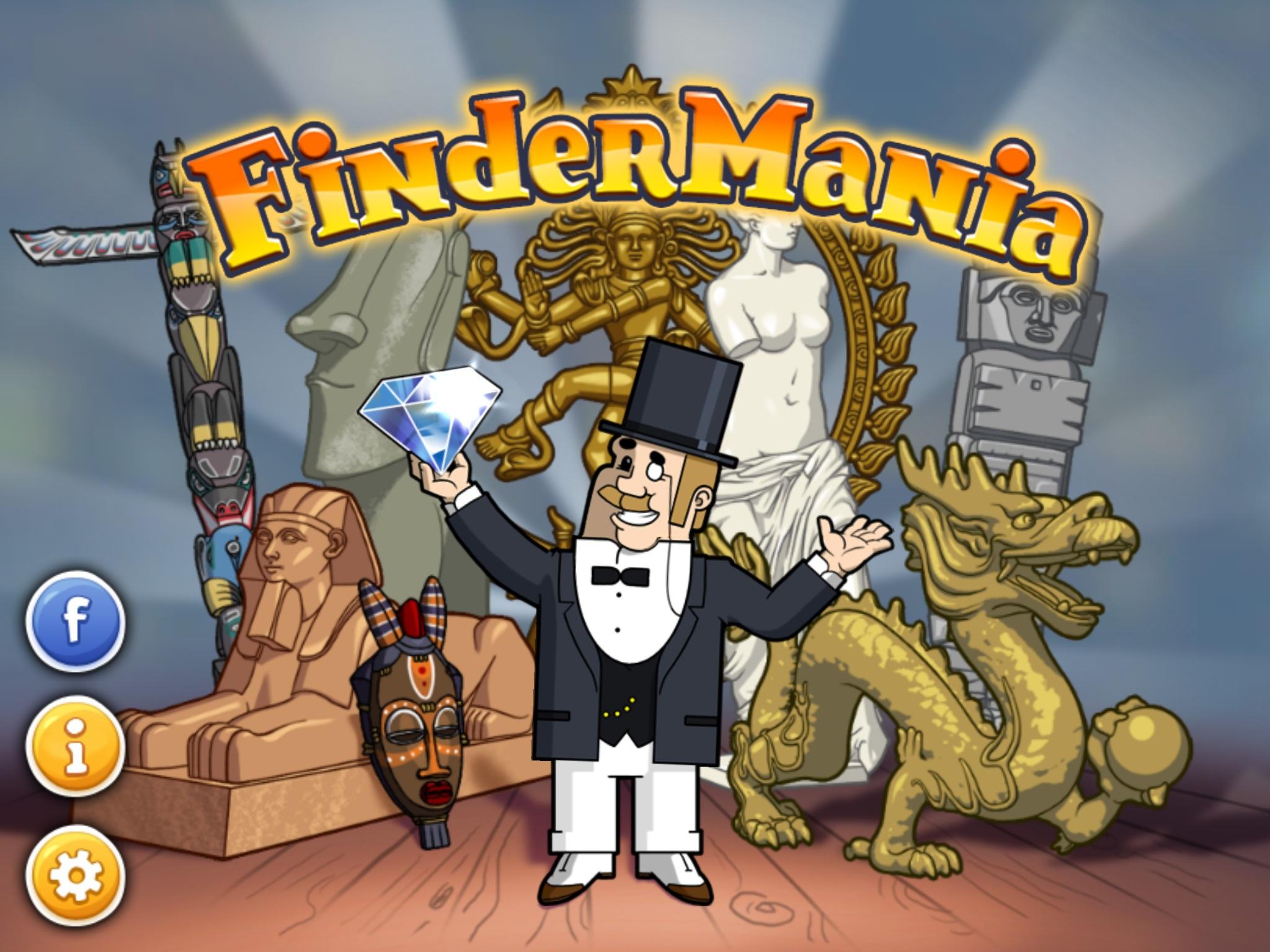 FinderMania: как развить внимательность с помощью игры