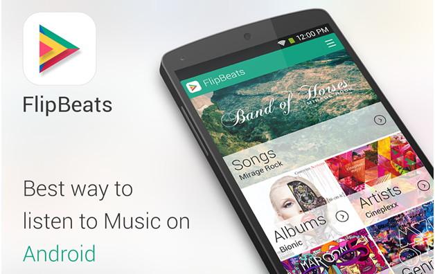 FlipBeats — хороший звук для Android
