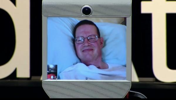 ВИДЕО: Роботы-помощники и дроны для парализованных людей
